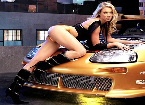 super mega post de las mejores fotos de carros con mujeres