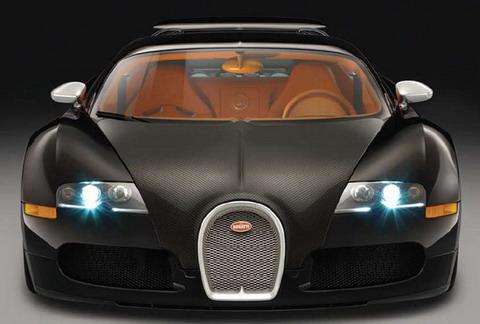 Bugatti Veyron Noir Car And Autos