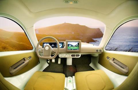 Coches Del Futuro. el coche del futuro