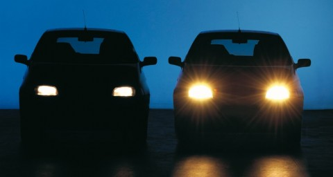 Alinear los faros del coche - Como pulir faros de coche ...