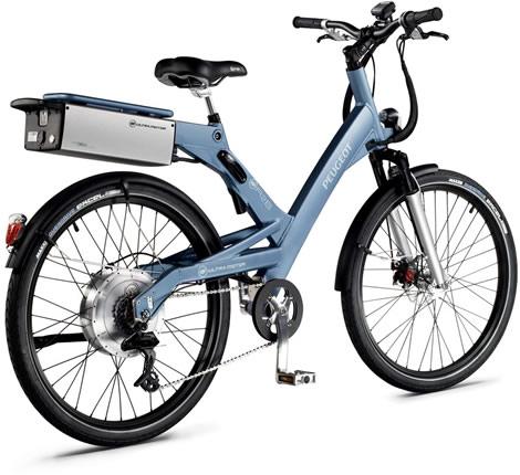 Peugeot Lanza Una Bicicleta