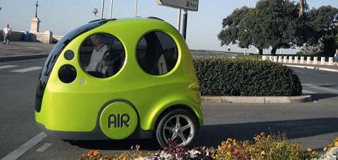 airpod Coches de aire comprimido
