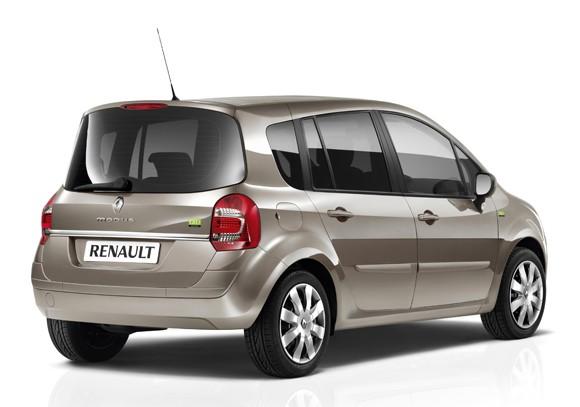 Renault Grand Modus. Renault Grand Modus GEO