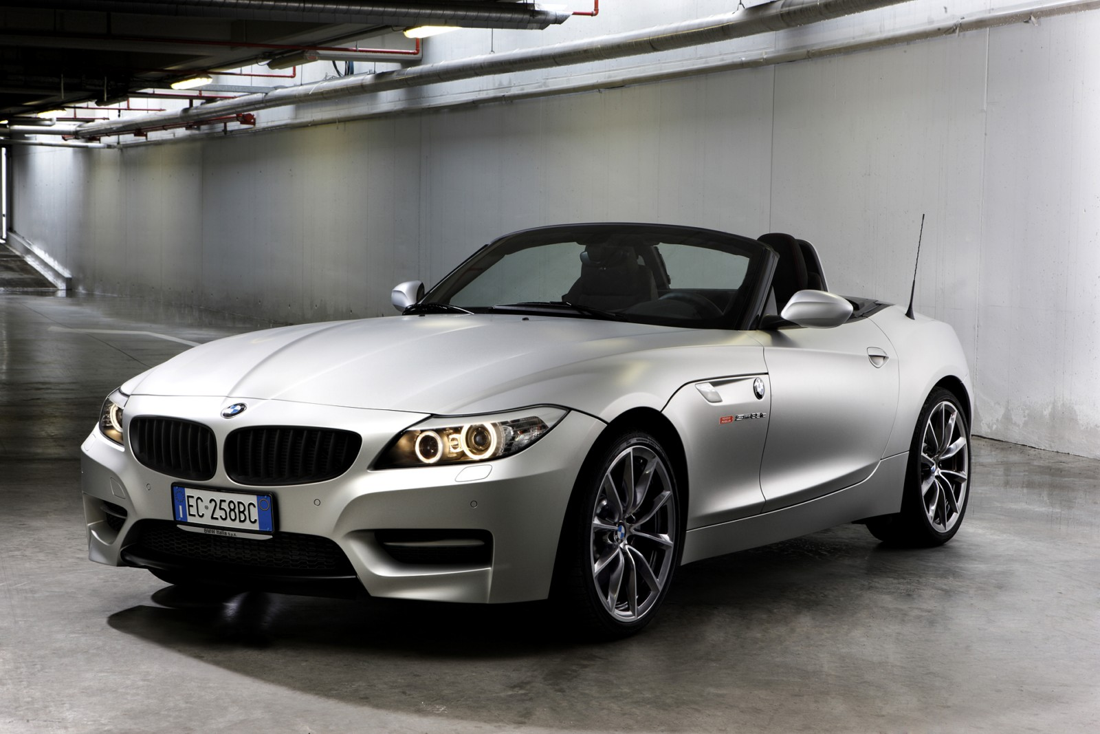 Bmw Z4 Coupe 3 0 Si Amp Porsche Cayman Forocoches