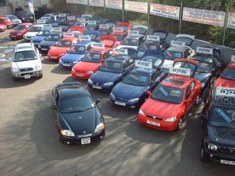 comparativa coches usados: