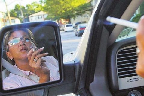Eliminar el olor a tabaco en un coche - Como quitar el olor a tabaco ...