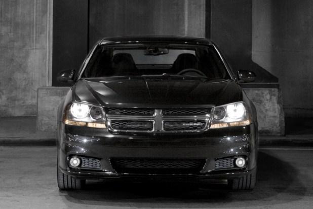 2011 Dodge Avenger Interior. dodge avenger Mejoras en el