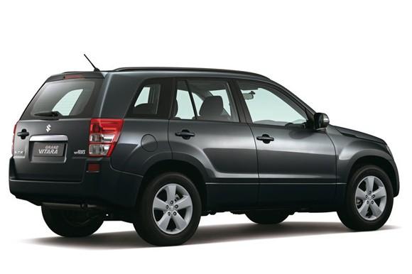 Suzuki Grand Vitara  Portes Neuf
