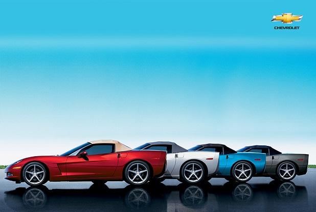 Historia del Chevrolet Corvette