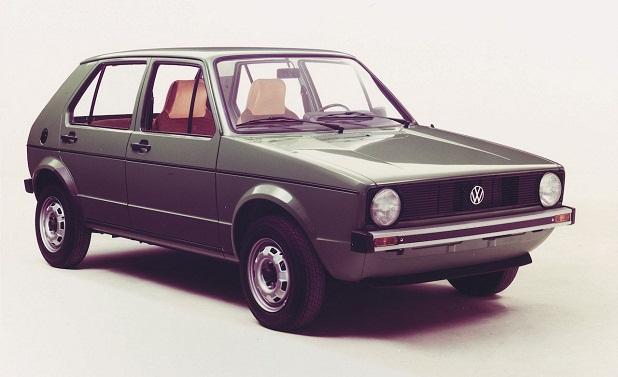 El Volkswagen Golf D Cumple 35 A 241 Os
