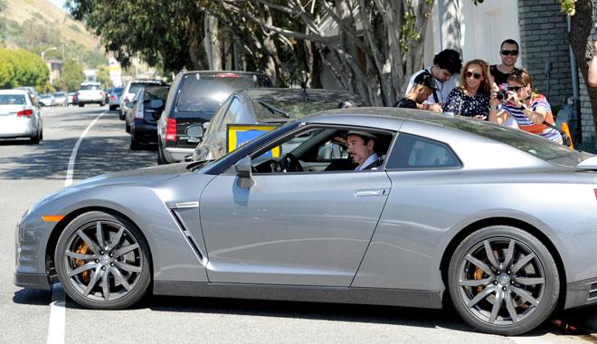 Audi A8 L Robert Downey Jr