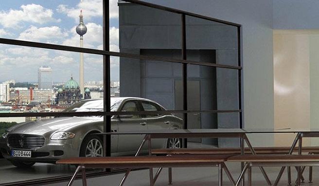 Car loft tu coche en casa for Loft car
