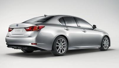 Lexus GS 450h para 20122