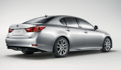 Lexus GS 450h para 20123