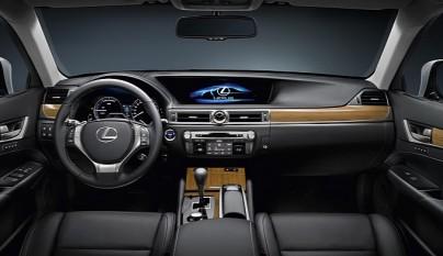 Lexus GS 450h para 20126