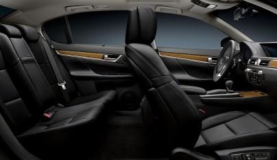 Lexus GS 450h para 20127