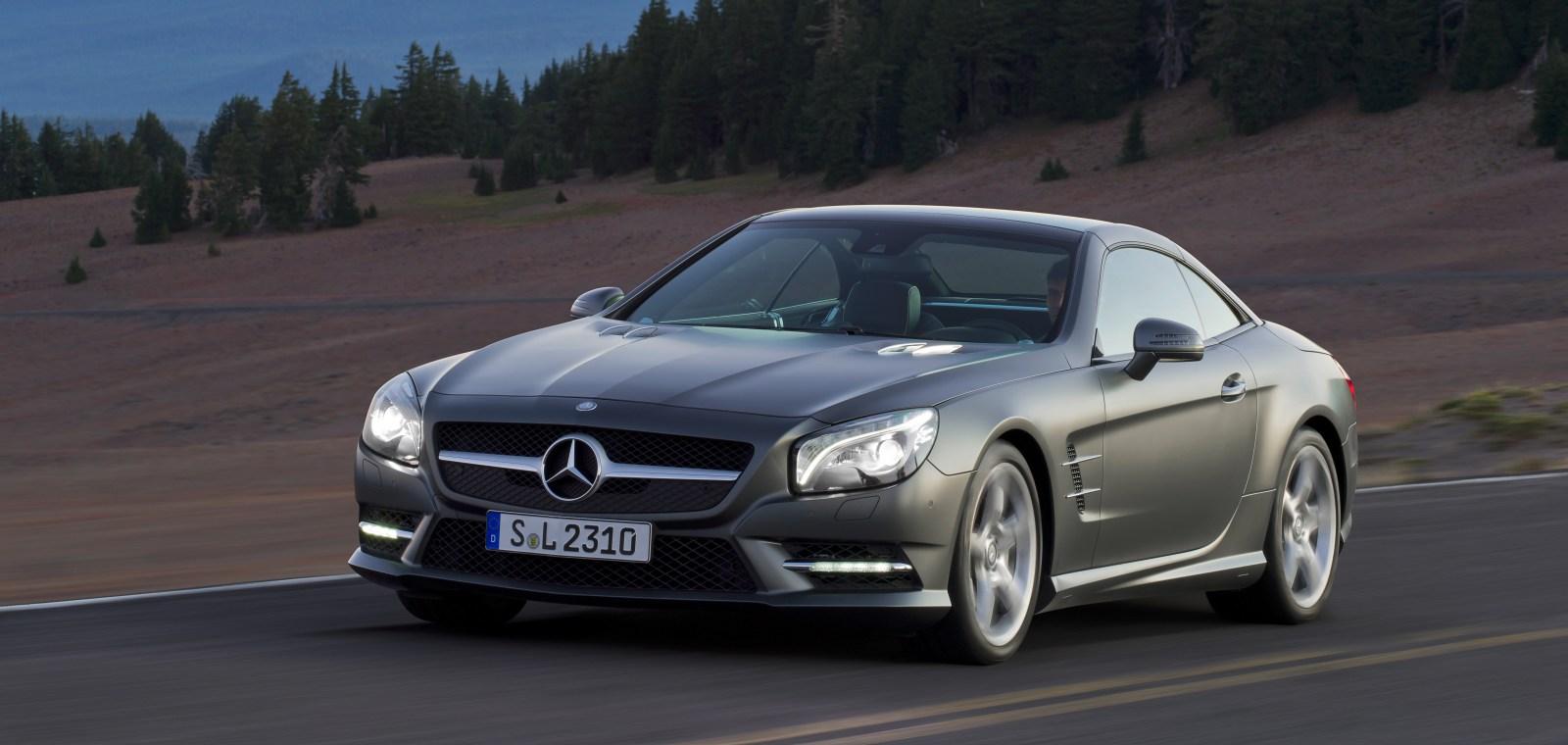 Precios mercedes benz sl 2012 for Mercedes benz precios