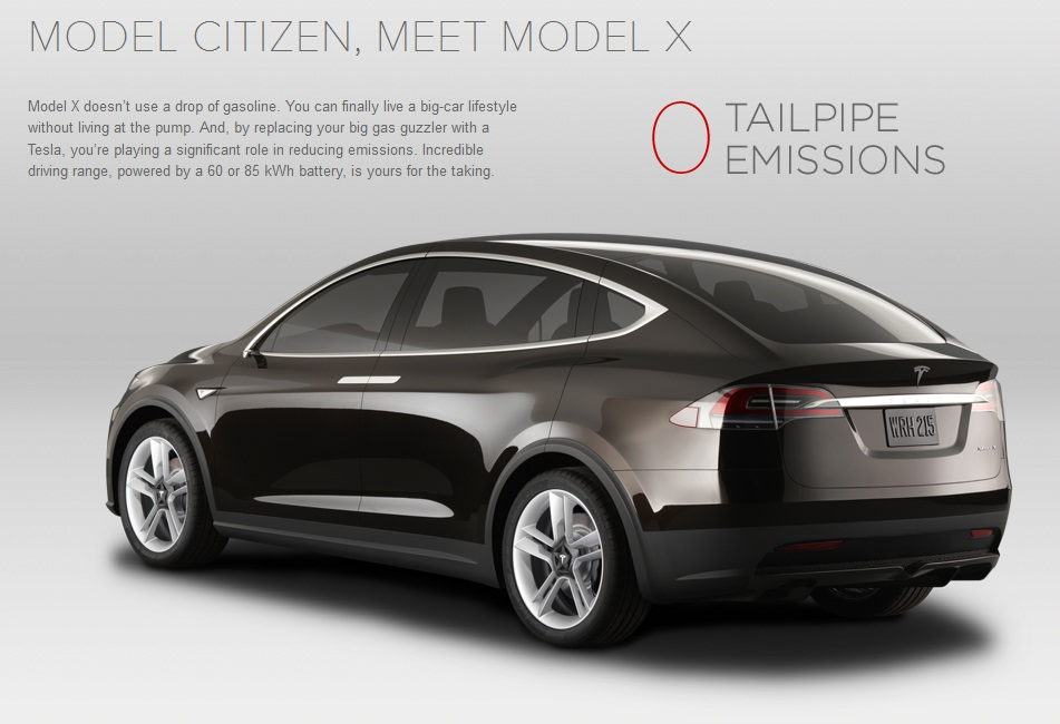Tesla Model X Un Suv Electrico11