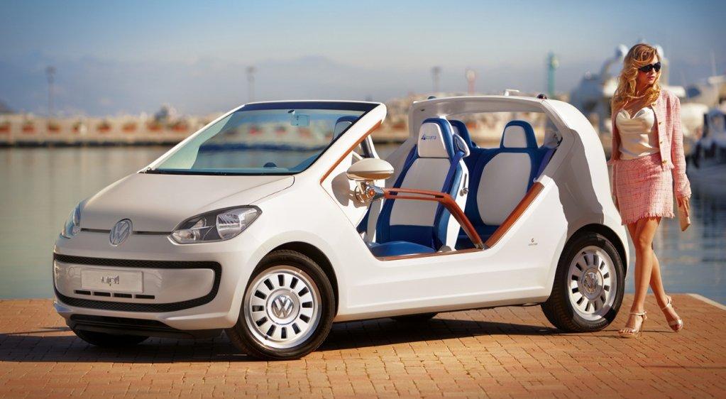 Nuevo Volkswagen Up! Azzurra Sailing Team