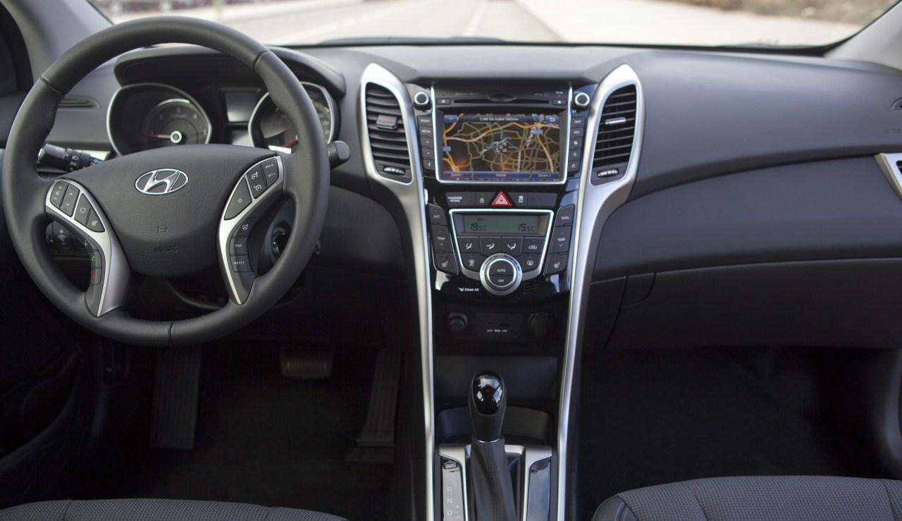 Hyundai i30 2012 for Interior hyundai i30