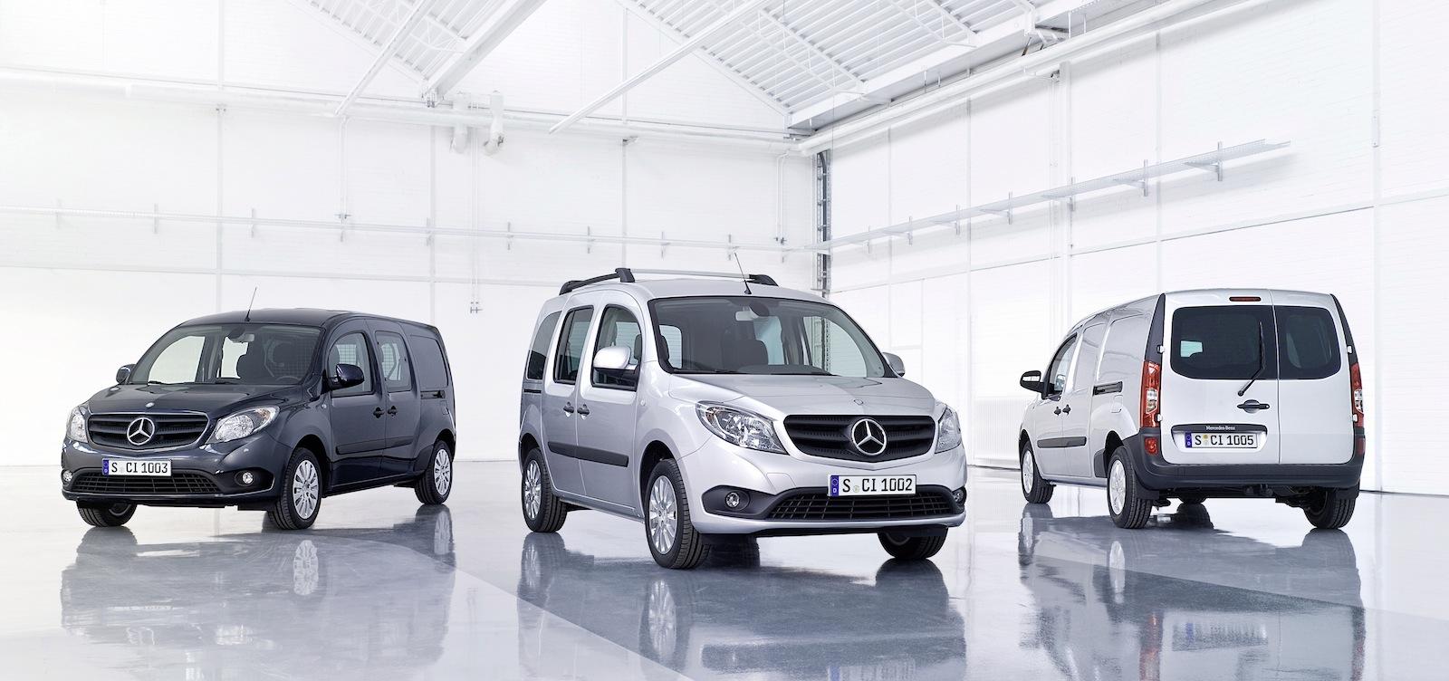 Mercedes Citan Tuning >> Motor a Fondo - Coches y noticias del mundo del motor