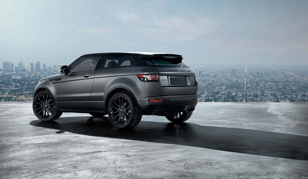 edici n limitada range rover evoque victoria beckham. Black Bedroom Furniture Sets. Home Design Ideas