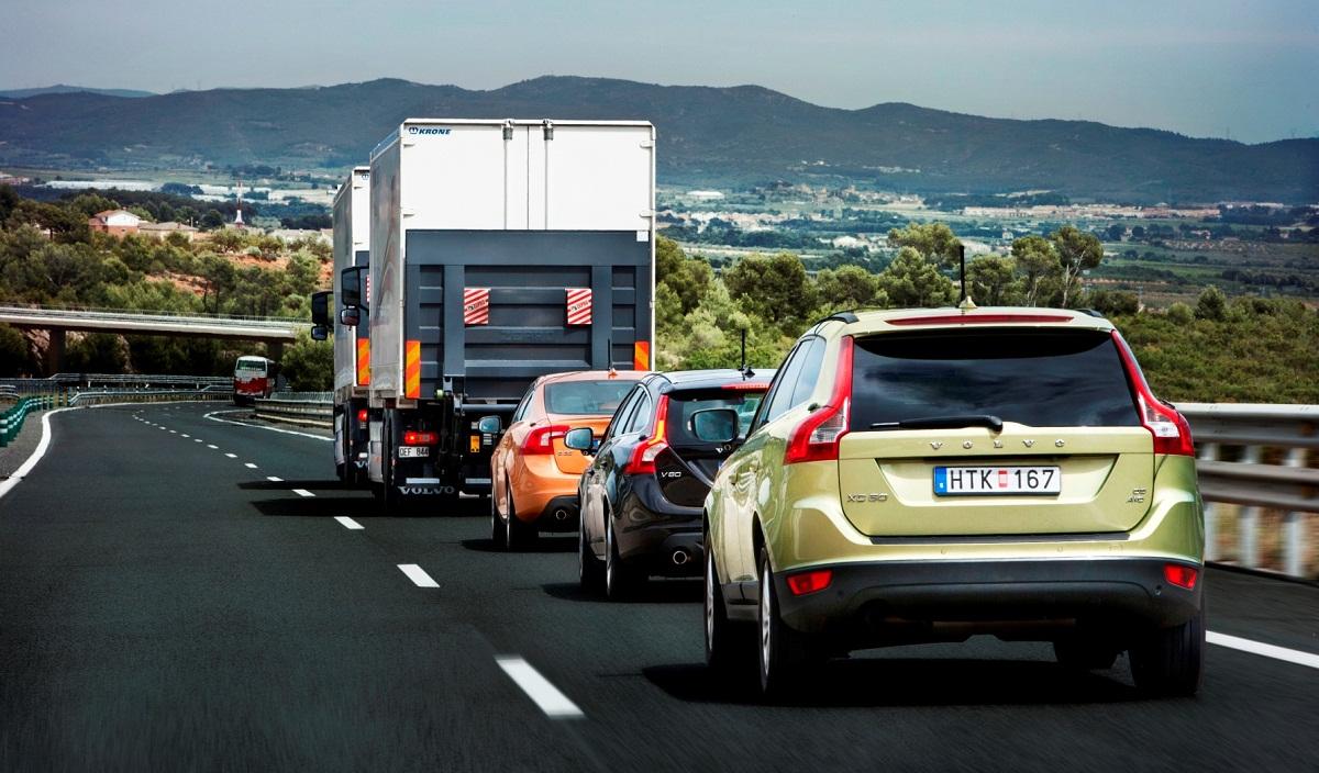 Volvo Sigue Trabajando Para Que Los Coches Se Conduzcan Solos