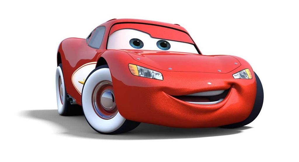 Hyundai Coupé convertido en Rayo McQueen