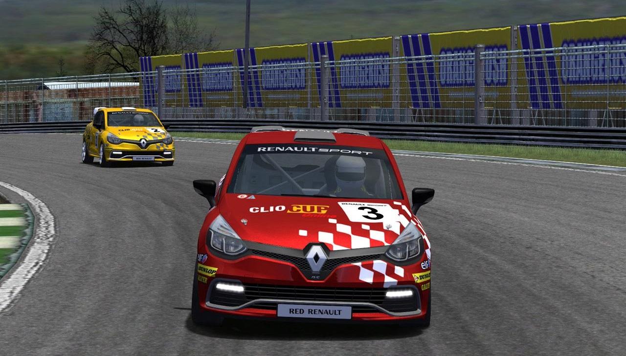 Renault Clio Cup Online: se busca al Campeón de España