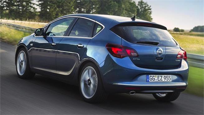 Motor a fondo coches y noticias del mundo del motor - Opel astra 5 puertas ...