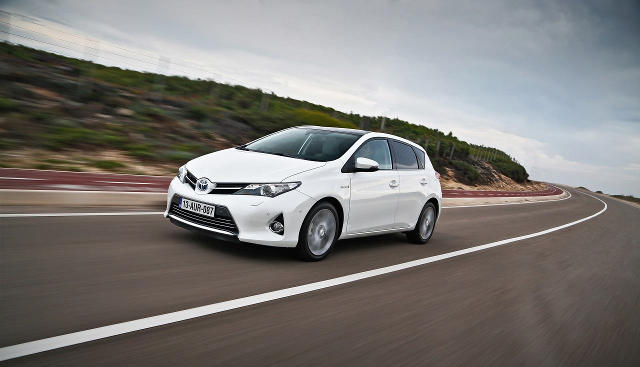 Nueva promoción Toyota: más equipamiento por un 1€
