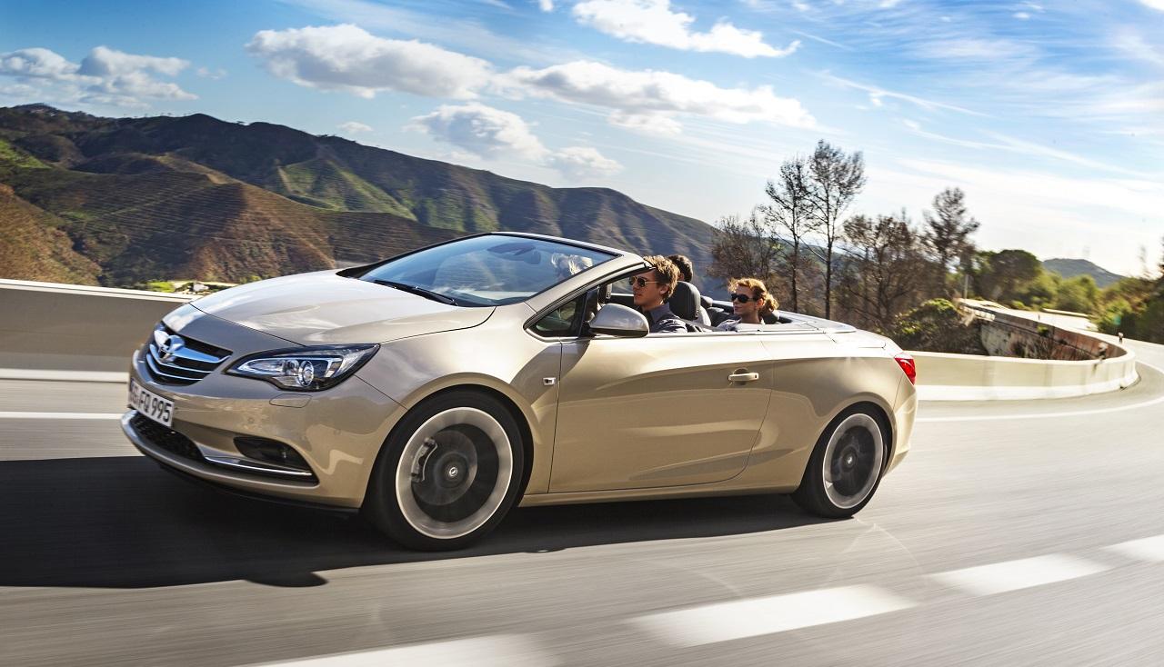La Historia De Los Opel Descapotables