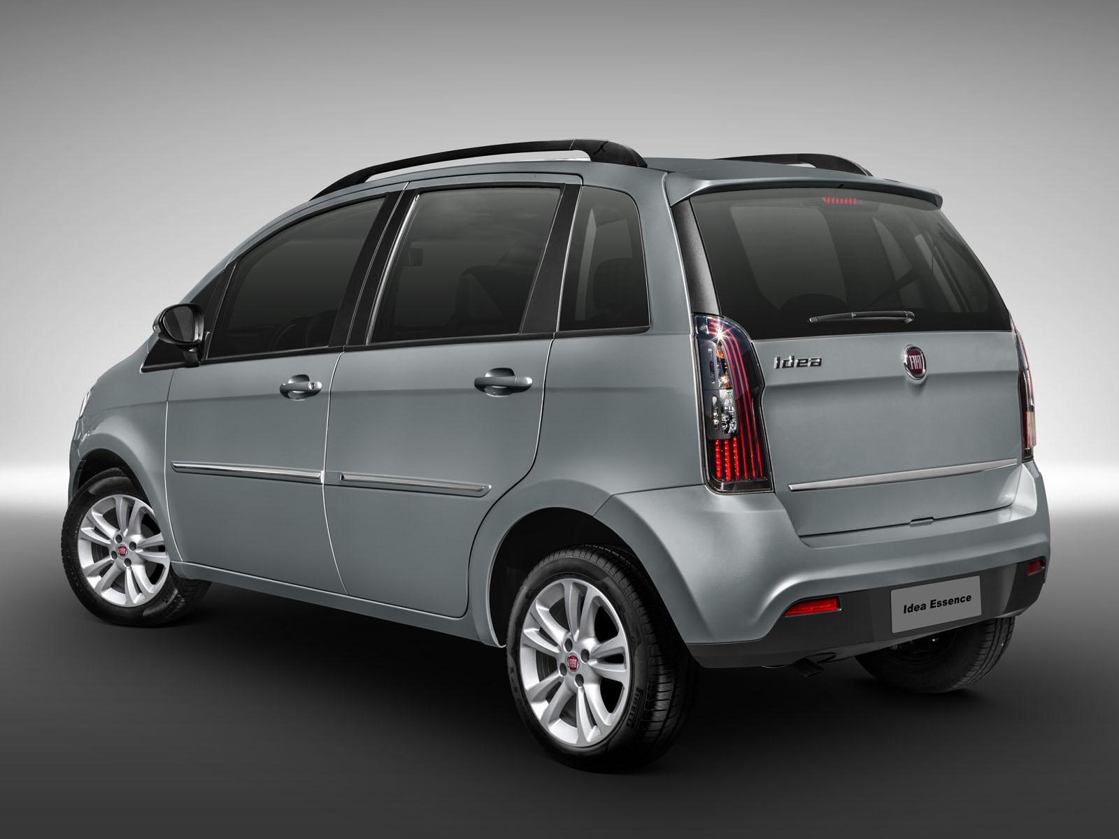 Fiat idea 2014 for Precio del fiat idea adventure 2014