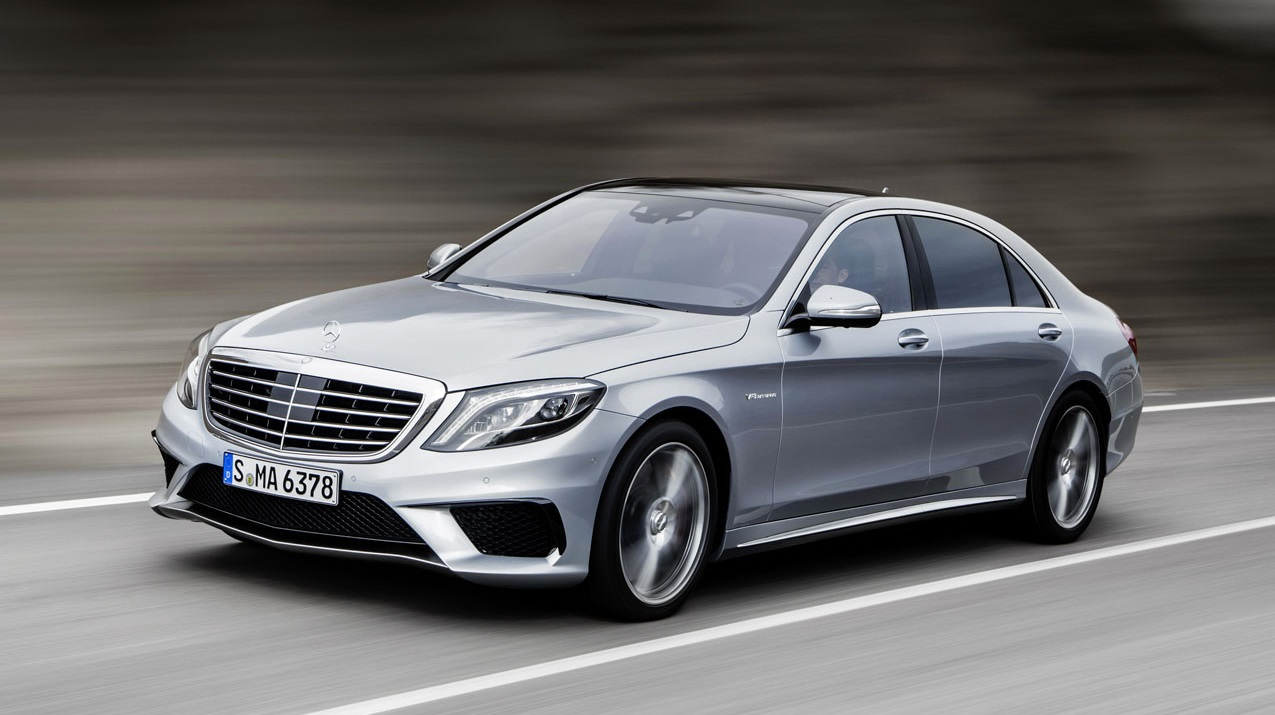 Mercedes benz s 63 amg 2013 for Mercedes benz s 63 amg
