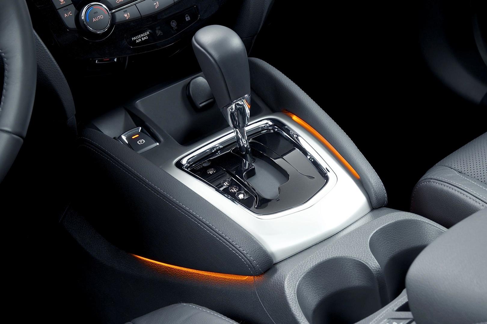 Nissan Qashqai 2014 Cambio Automatico