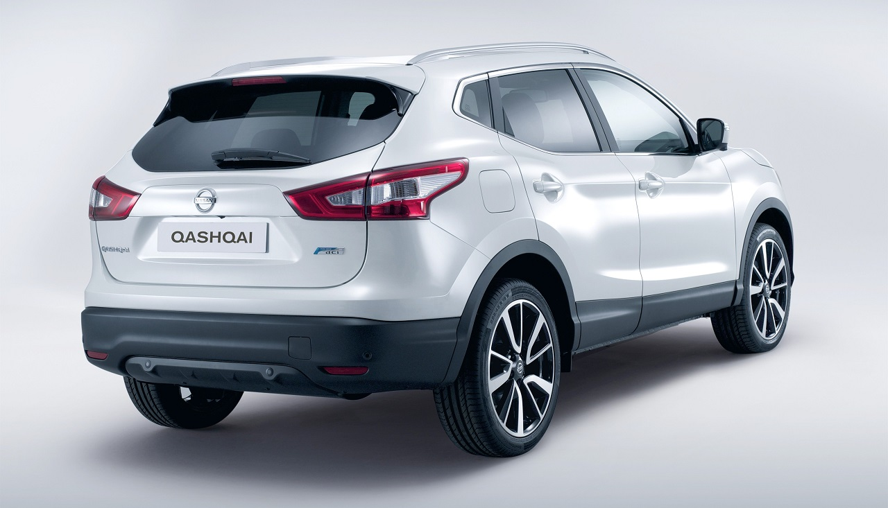Nissan Qashqai 2014, precios para España