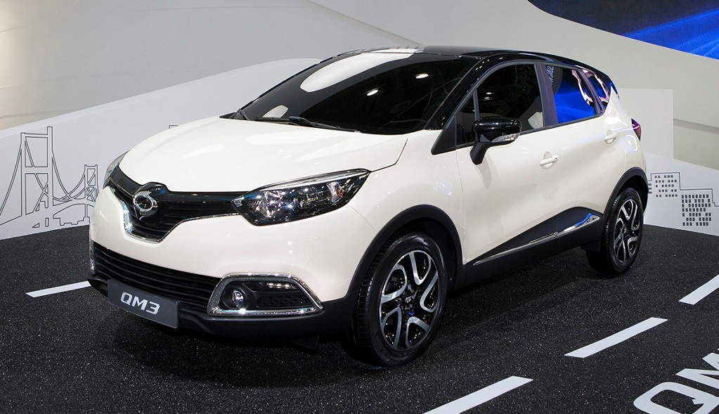 Renault vende 1 000 Captur en siete minutos en Corea del Sur