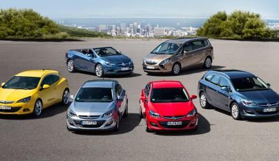 Calendario de lanzamientos Opel 2014: todos los nuevos modelos