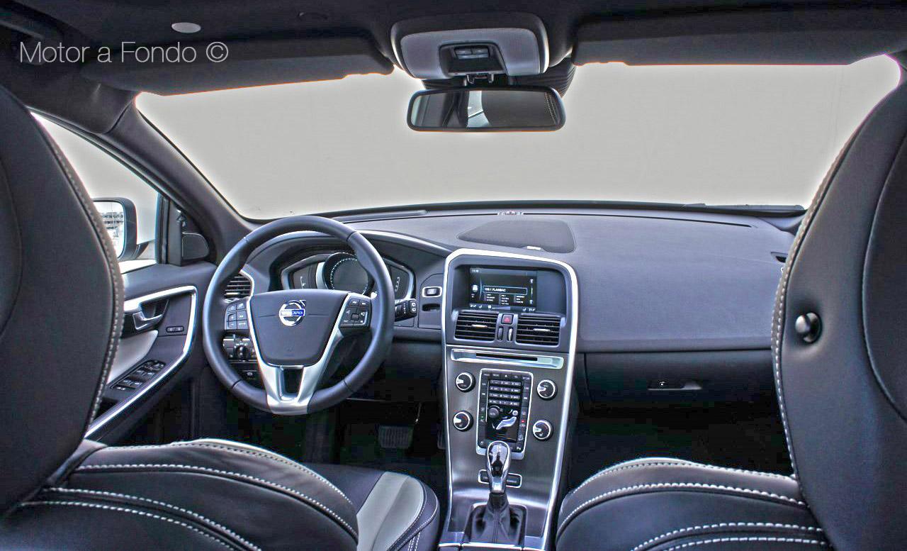Prueba Volvo Xc60 El Placer De Conducir