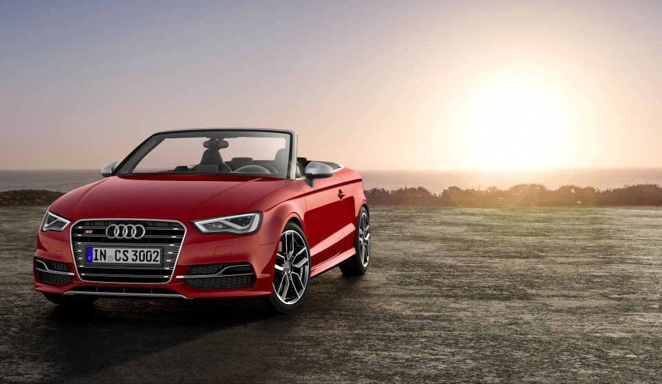 audi s3 cabrio 300 cv para disfrutar a cielo abierto. Black Bedroom Furniture Sets. Home Design Ideas