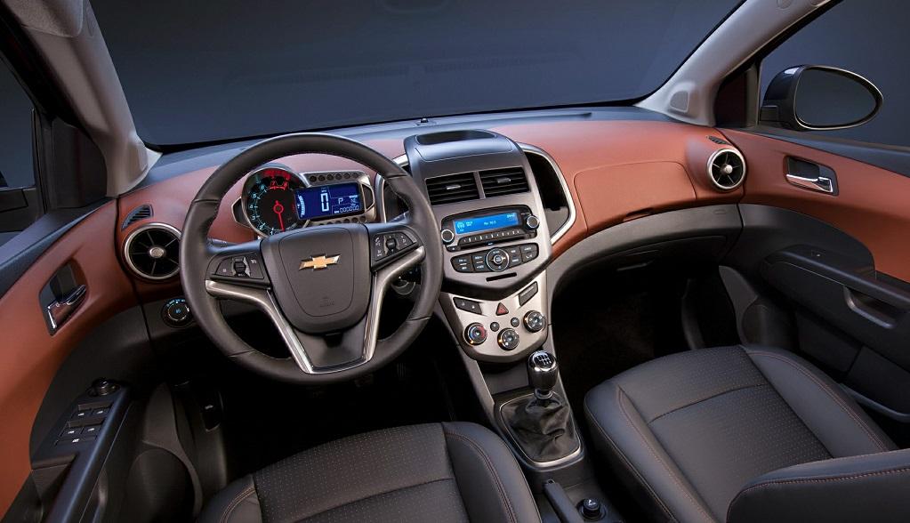 2014 Chevrolet Sonic: precio para Estados Unidos