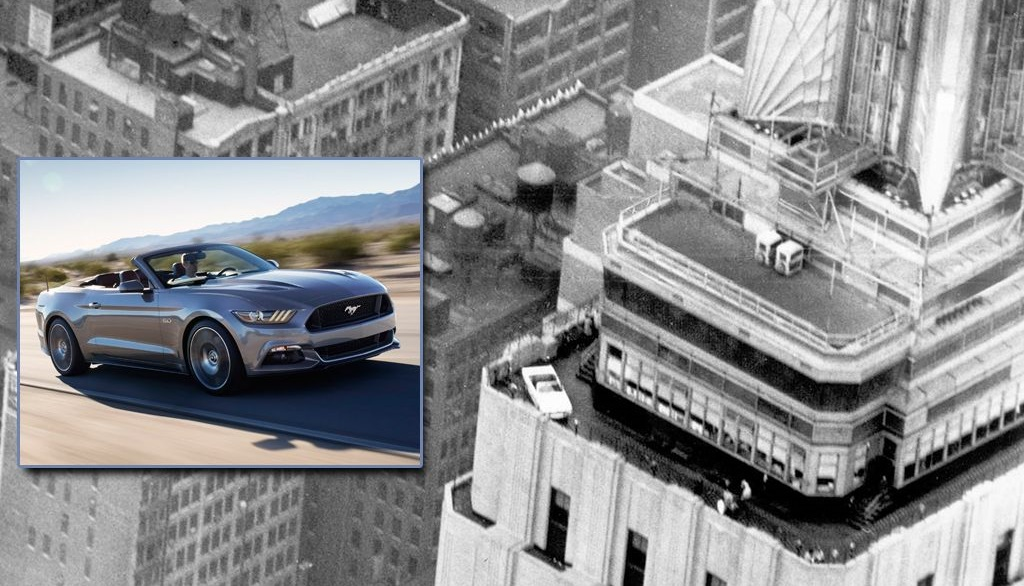 Ford Mustang Empire State
