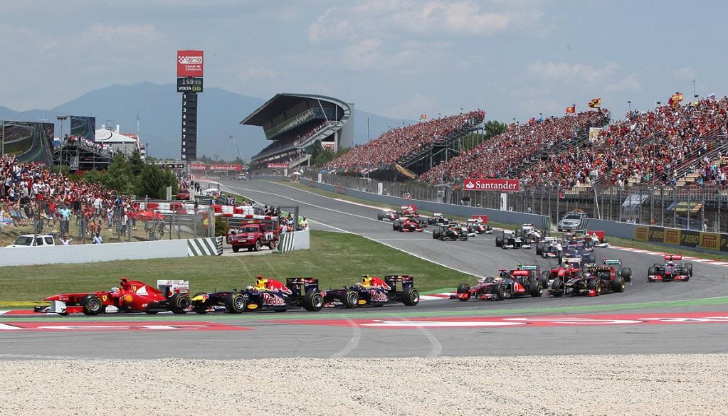 gran premio espana formula: