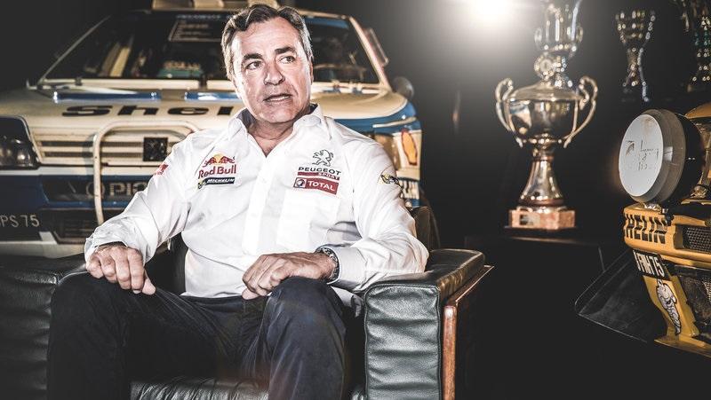 Peugeot Dakar Carlos Sainz