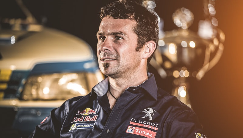Peugeot Dakar Cyril Despres