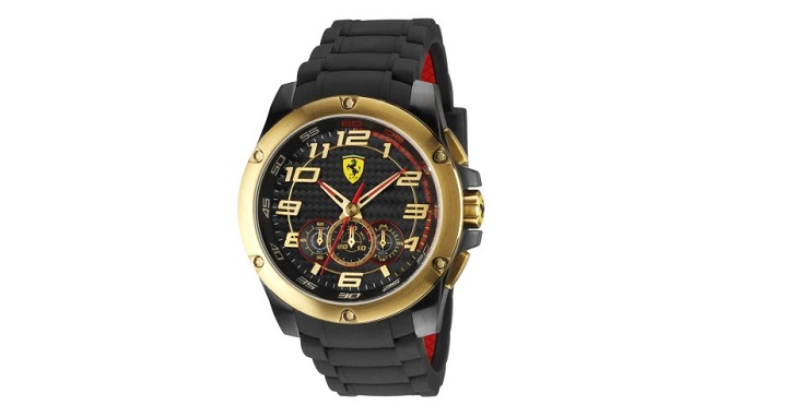 Reloj Ferrari Paddock