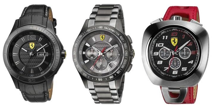 Relojes Ferrari Cronometro