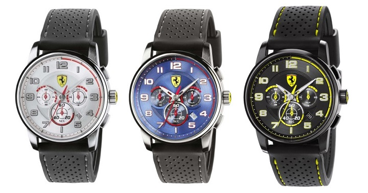 Relojes Ferrari Heritage