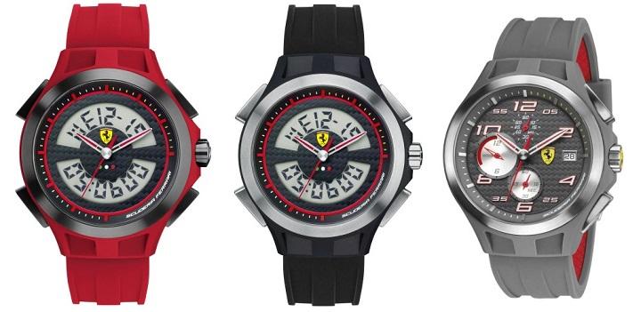 Relojes Ferrari Lap Time 2