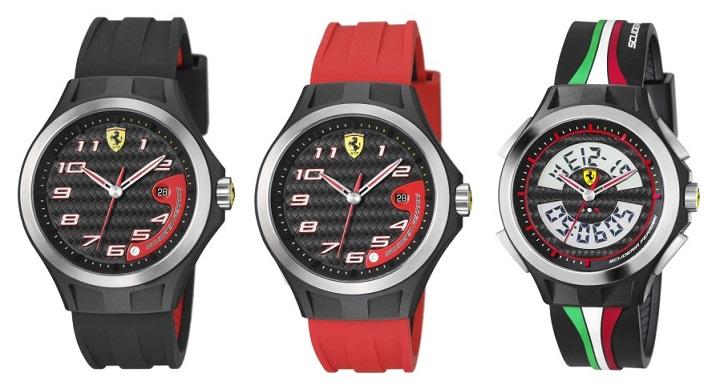 Relojes Ferrari Lap Time